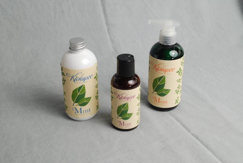 kickapoo cosmetics